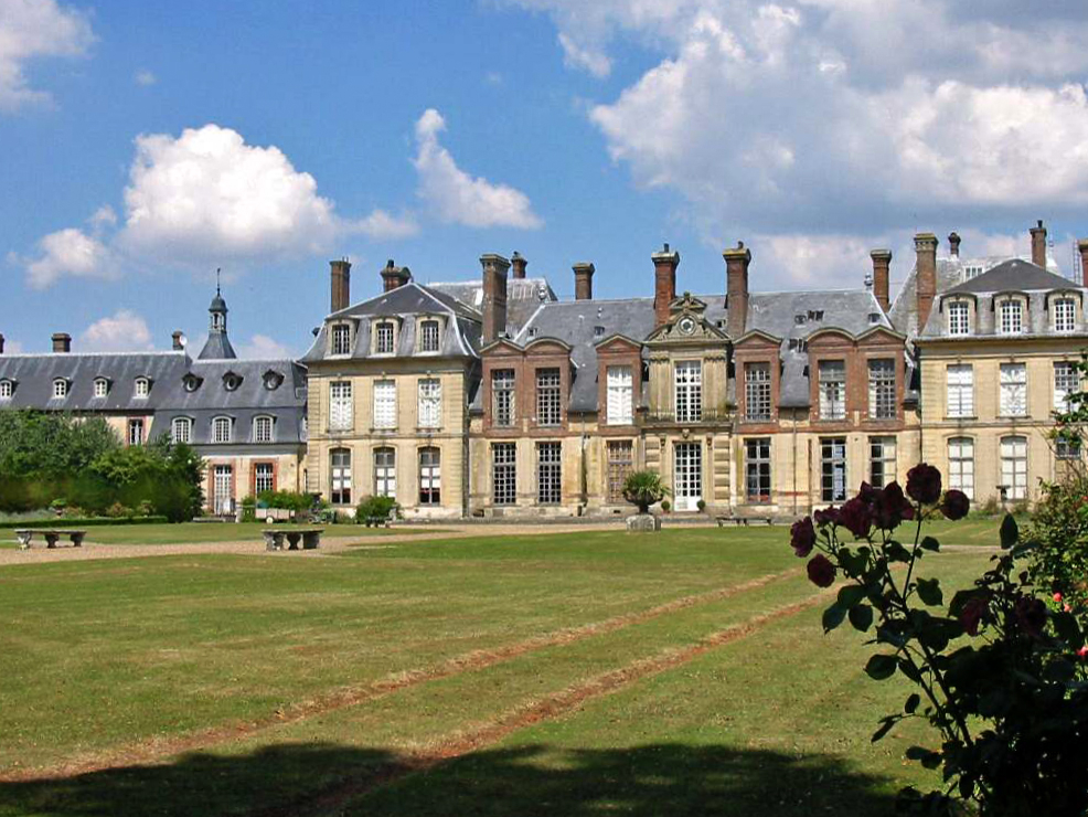 Coming Attractions >> Château of Thoiry - Wikipedia