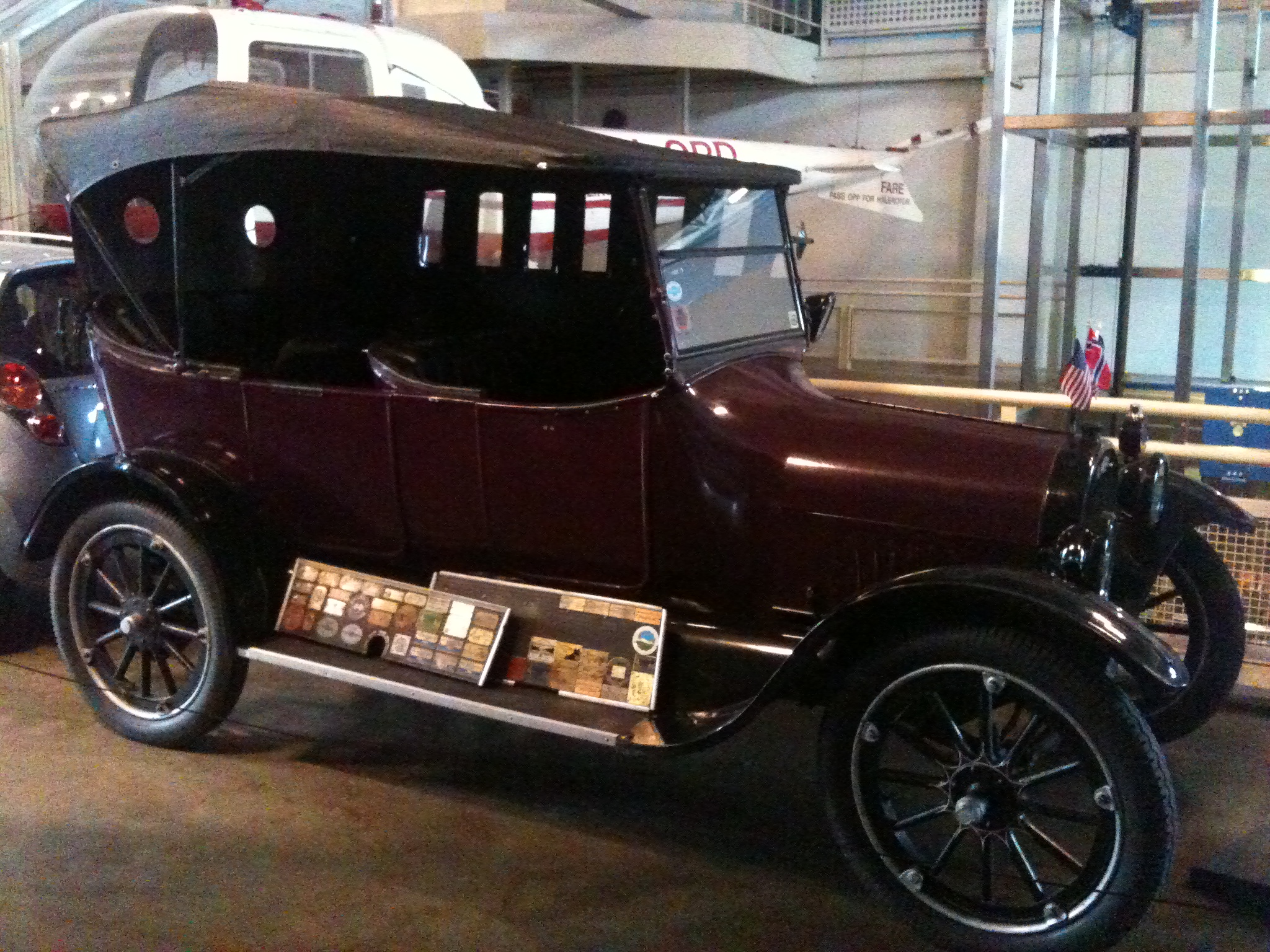 1920s Chevy Cars