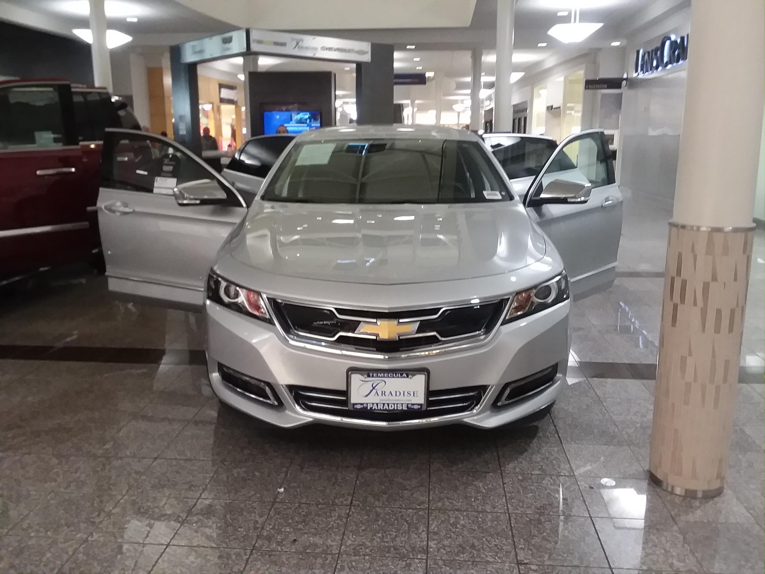 Image result for chevrolet impala 2018
