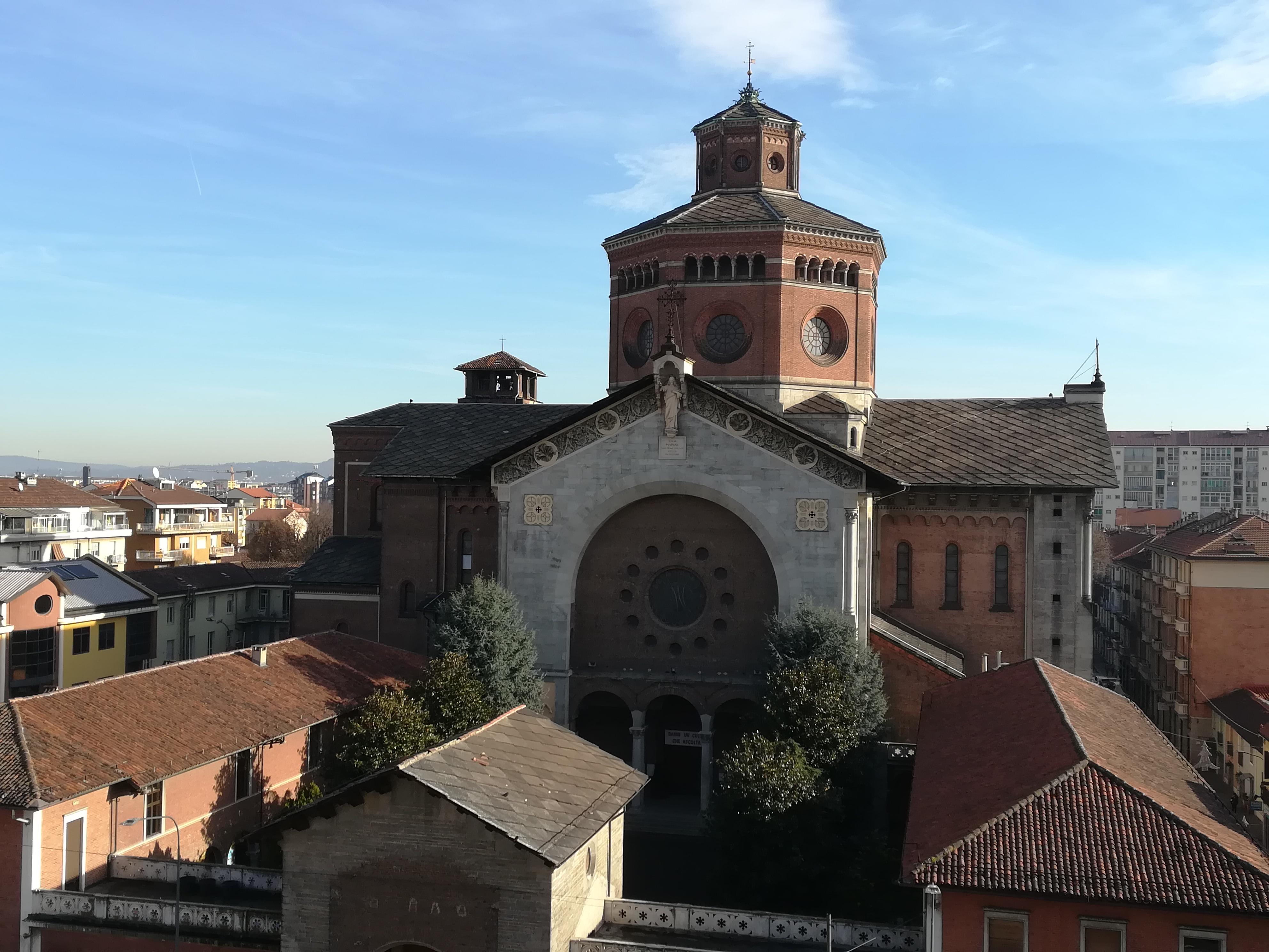 Tutto Luce Torino To chiesa della salute (torino) - wikipedia