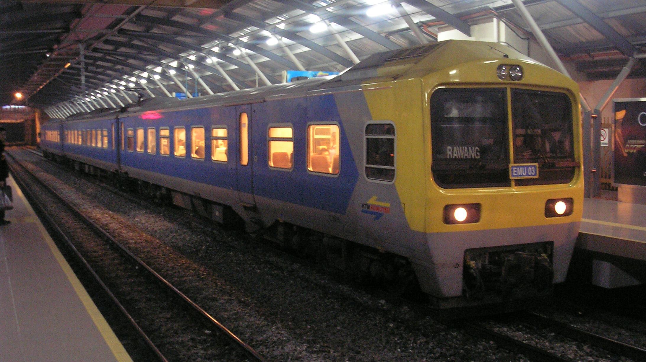 Ktm Wikipedia >> File:Class 81 KTM Komuter train, Kuala Lumpur.jpg ...