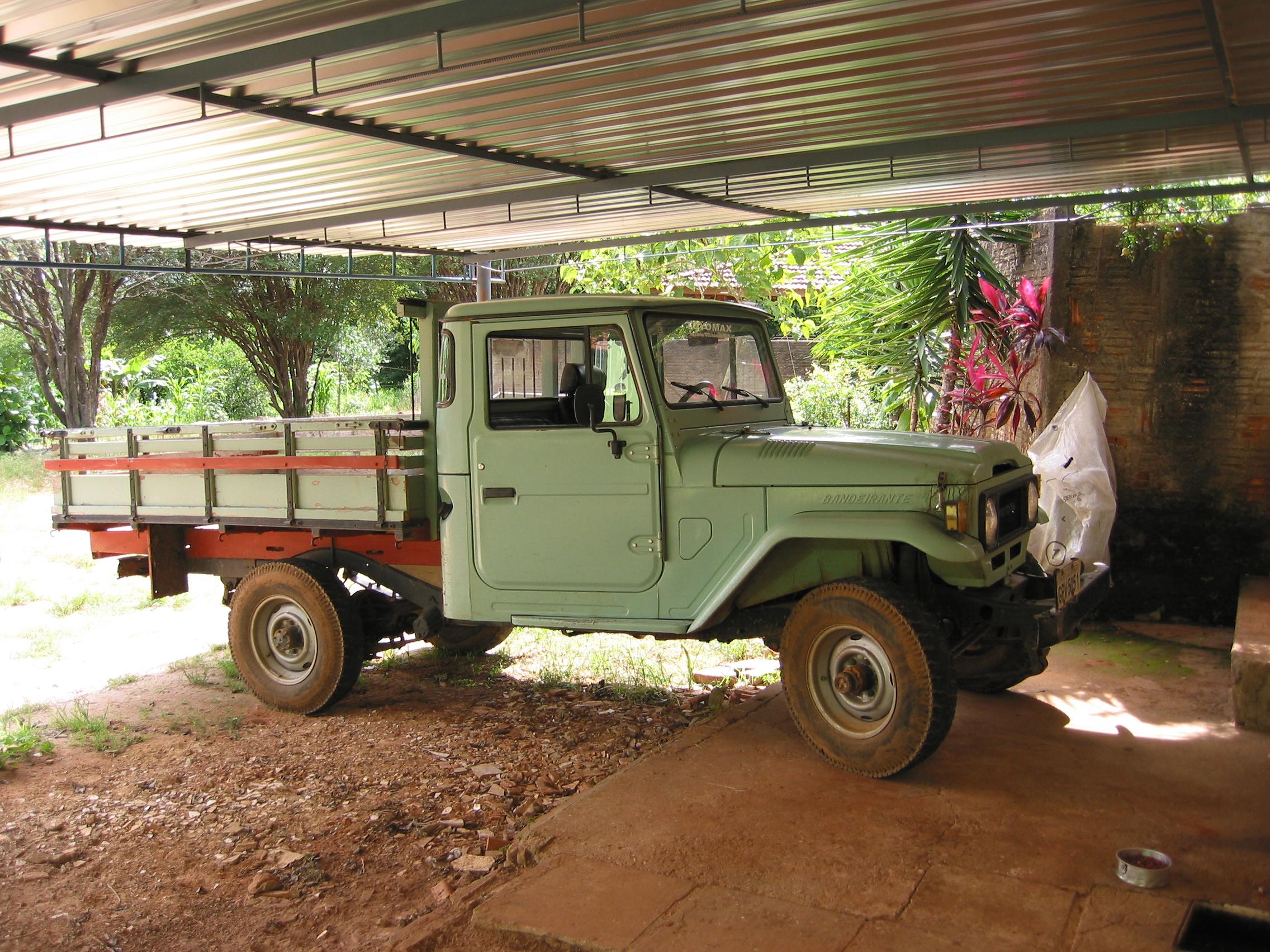 Old Toyota Trucks 101