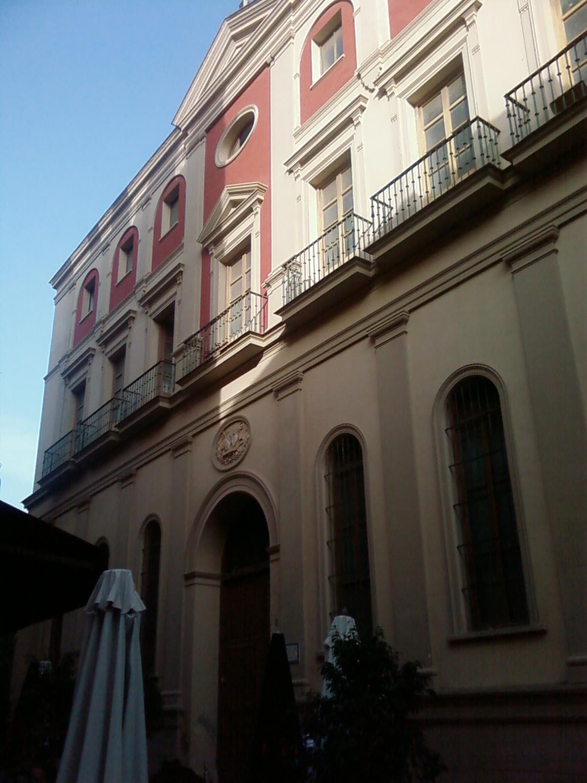Convento de San Agustín (Málaga) - Wikipedia, la