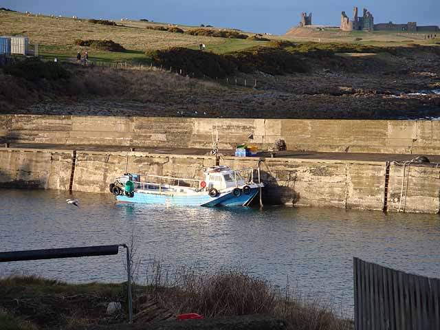 Craster Harbour - geograph.org.uk - 1188492