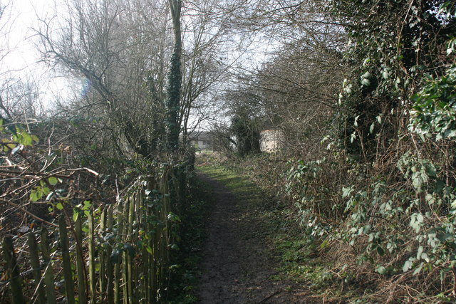 Darent Valley Path (3) - geograph.org.uk - 1720461