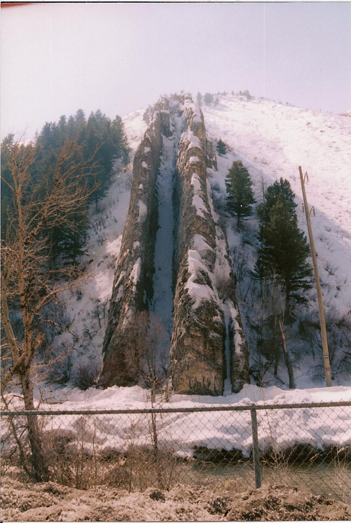 Devil's Slide (California) - Wikipedia