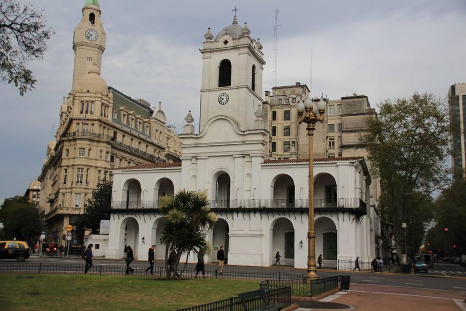 Cabildo de buenos aires wikipedia la enciclopedia libre for Casas de la epoca actual