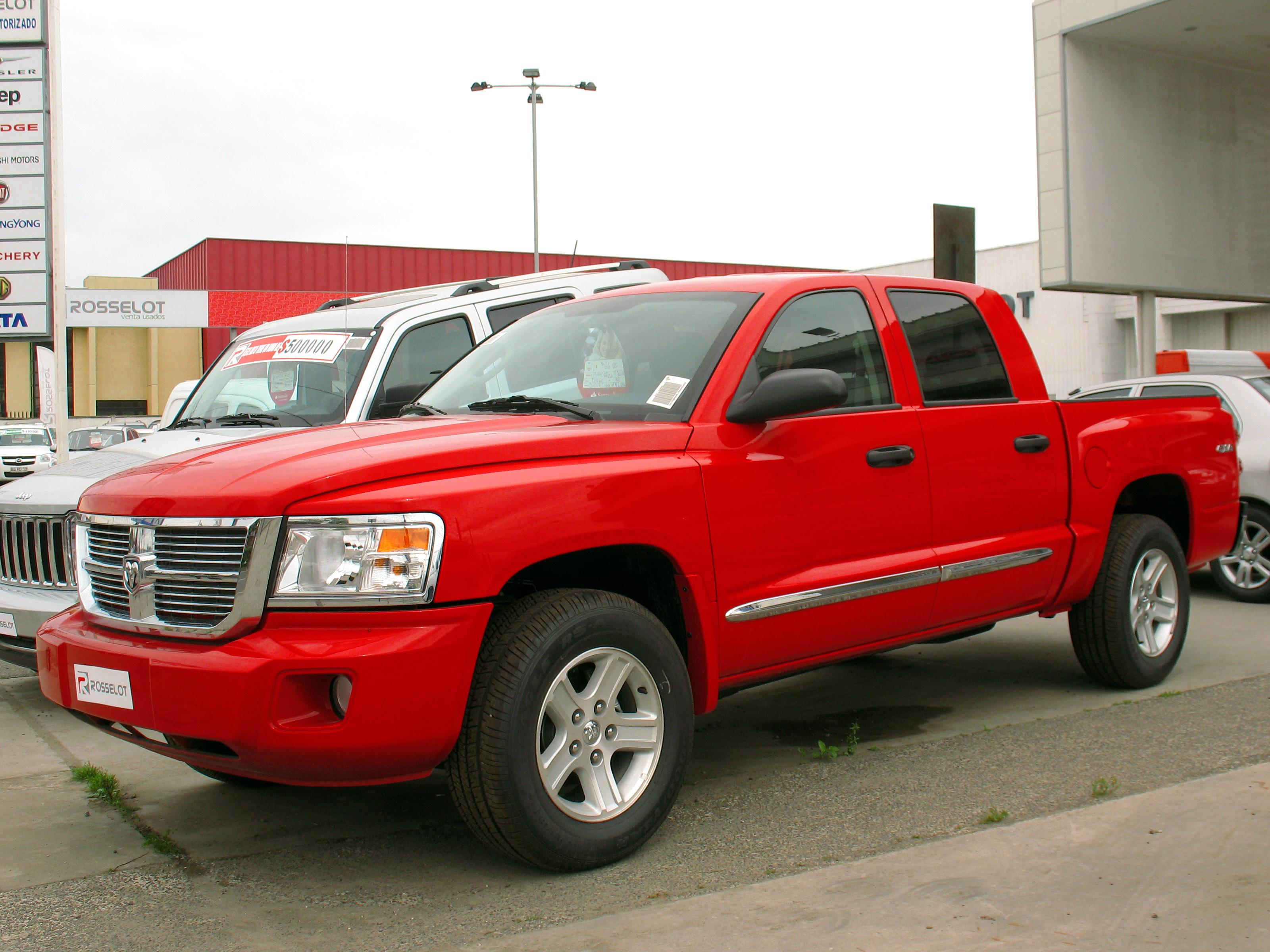 Dodge Dakota 2012 >> File Dodge Dakota Laramie Quad Cab 4x4 2012 14840211985 Jpg