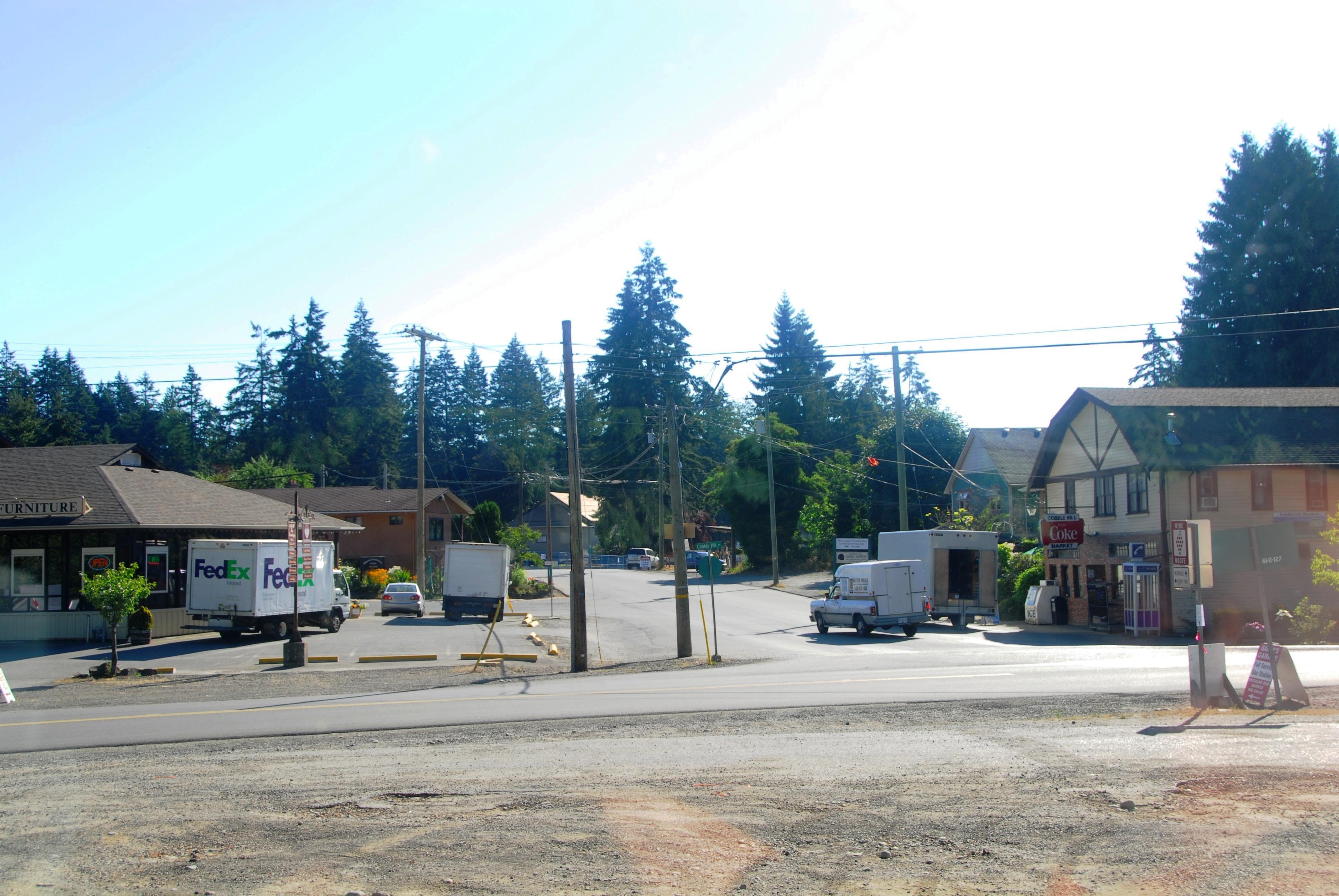 Cobble Hill Vancouver Island