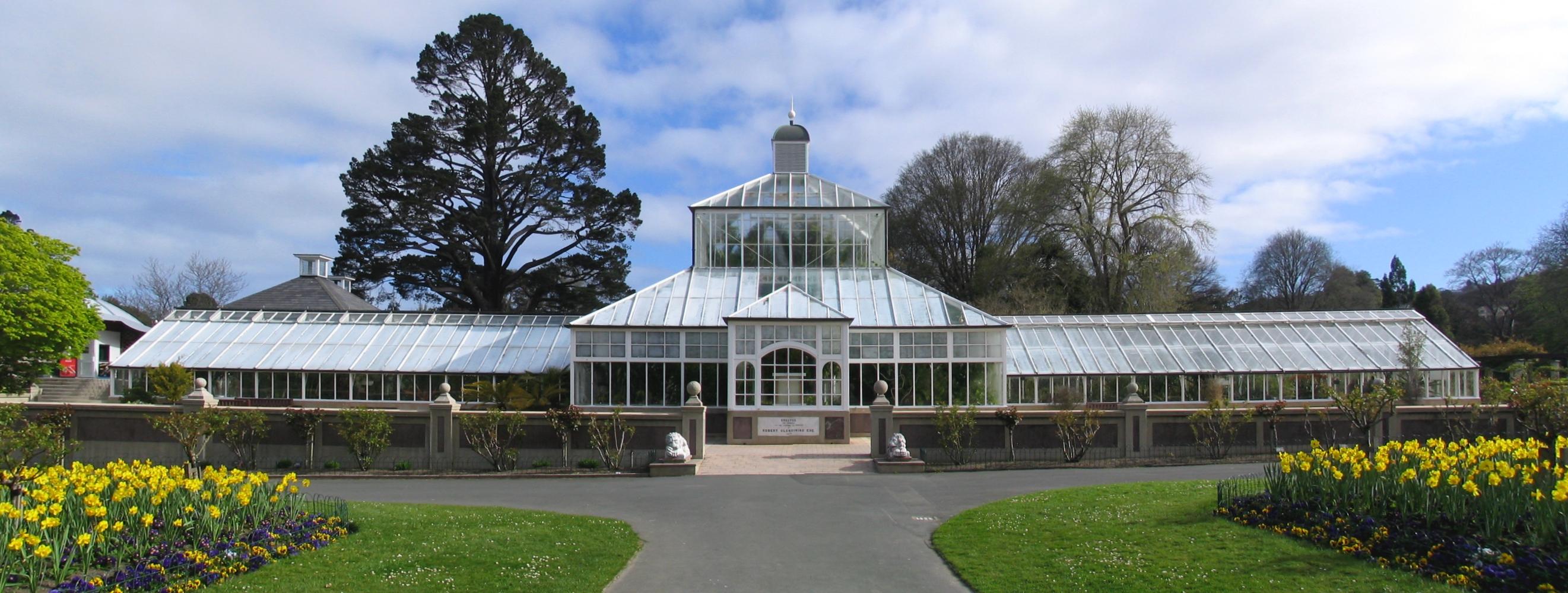 Dunedin Botanic Gardens Cafe