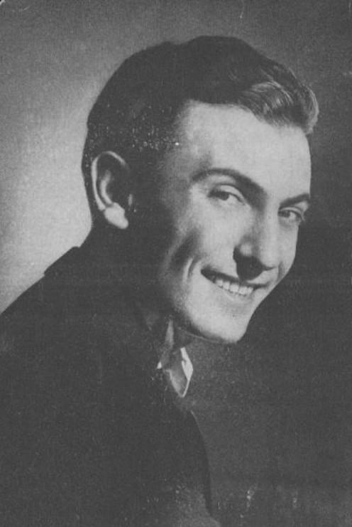 Eddy Duchin in a 1942 advertisement