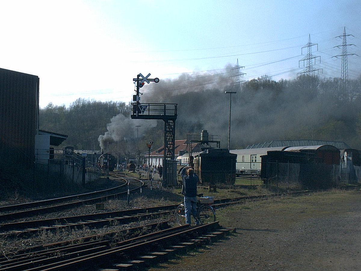 Route der industriekultur bahnen im revier wikipedia Depot recklinghausen