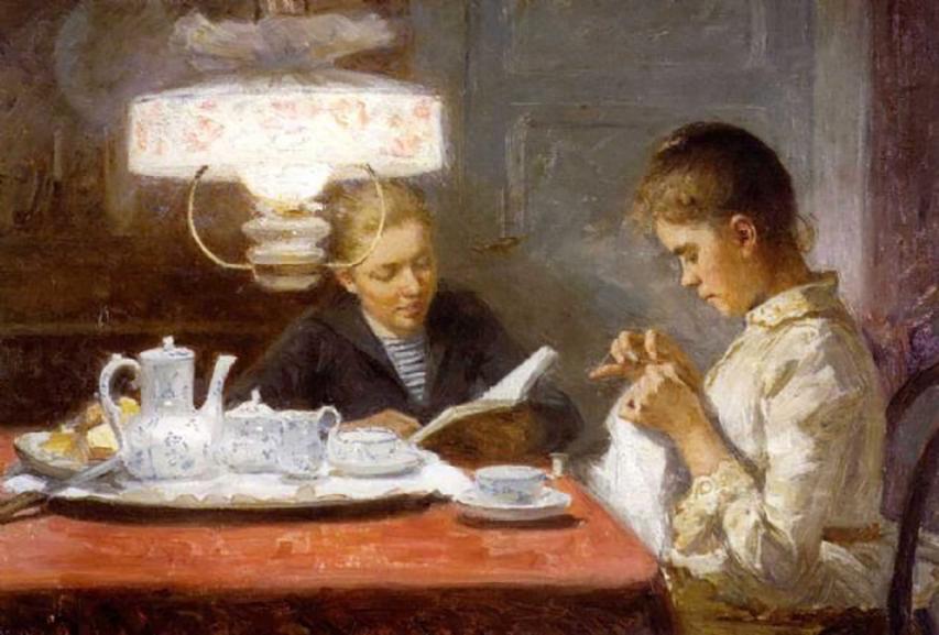 Elin Danielson-Gambogi - Sisters (1891).jpg