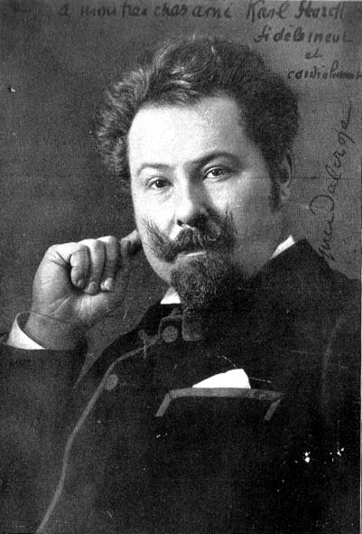 Emile Jaques Dalcroze