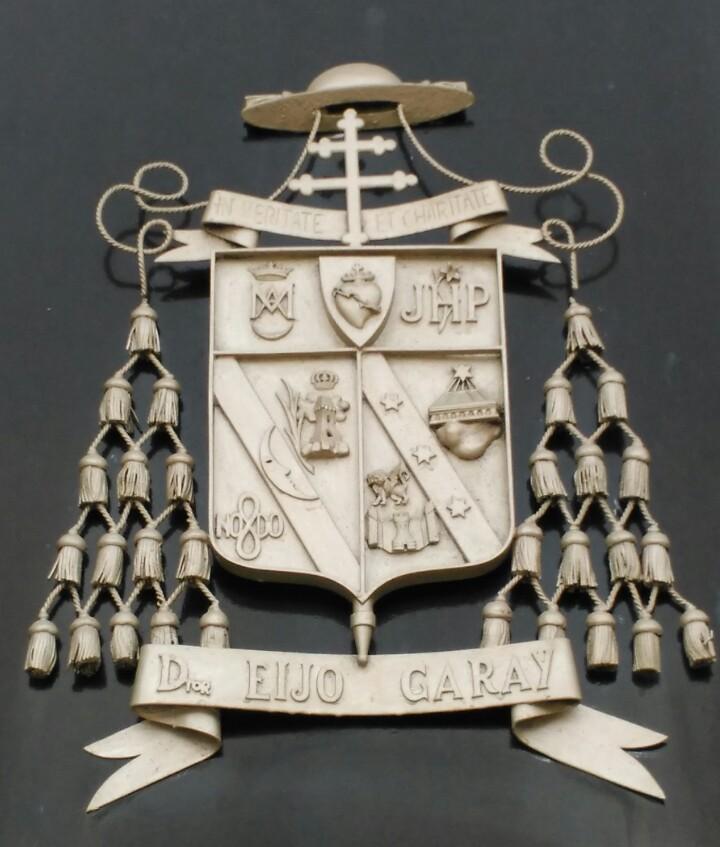 Escudo de Leopoldo Eijo y Garay