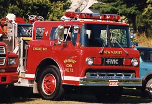 1991 Ford FMC, New Market Community Volunteer Fire Department & SW Rescue