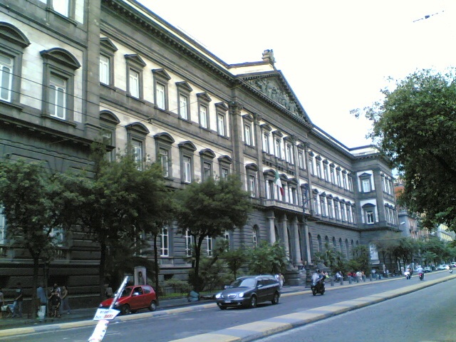 image of University of Naples Federico II