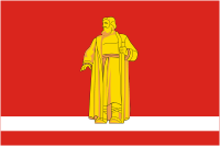 Flag of Susanino rayon (Kostroma oblast).png