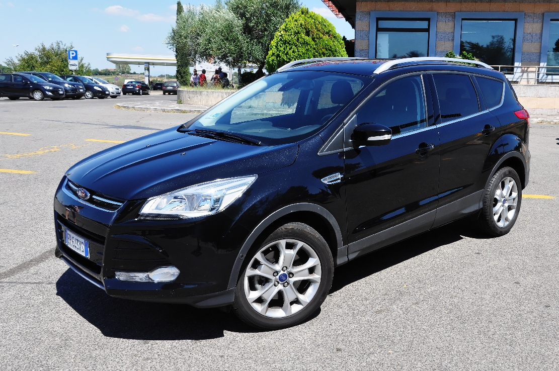 ford kuga 2013 on window visor sun guard rain deflector vent shade ebay. Black Bedroom Furniture Sets. Home Design Ideas