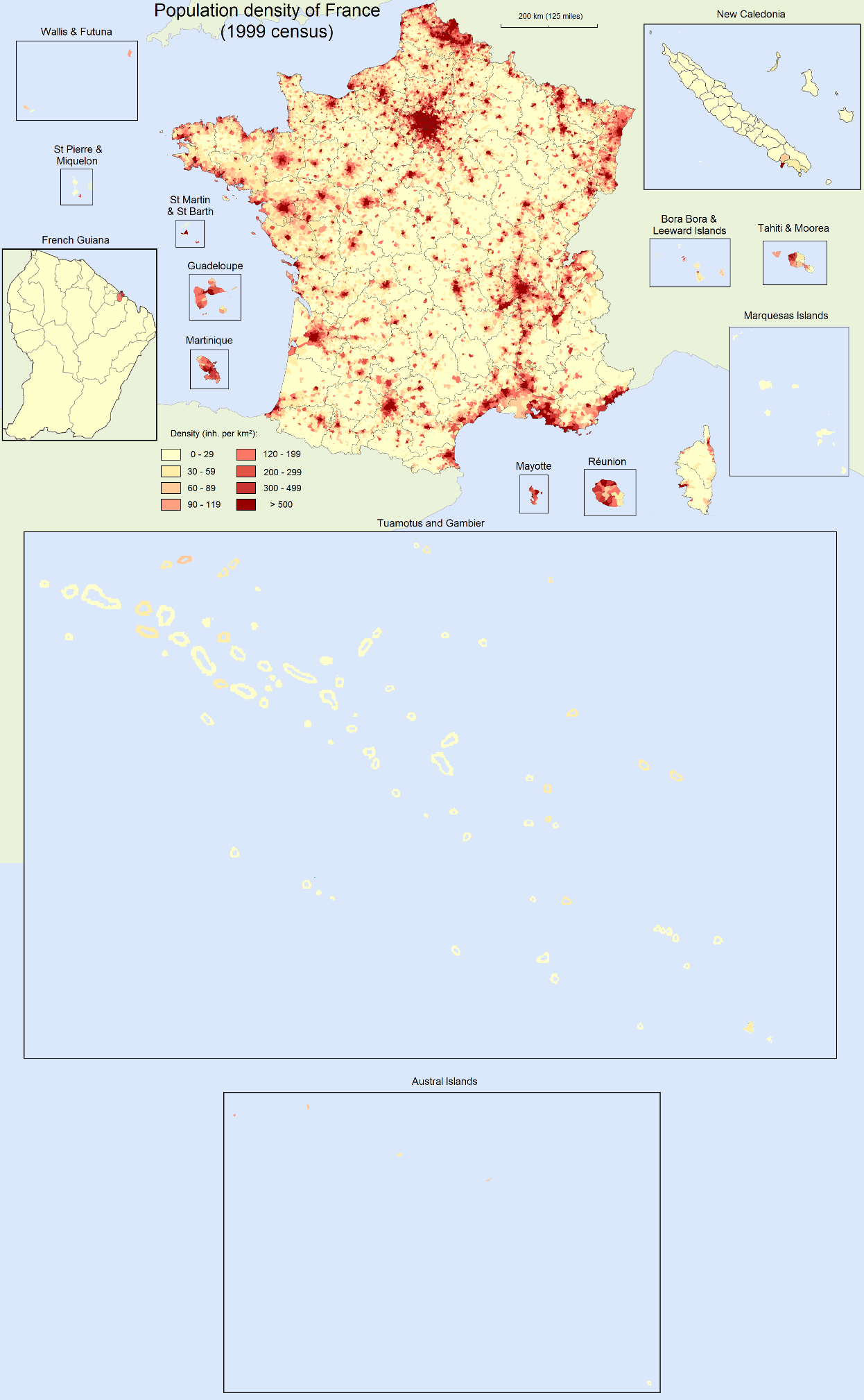 Map South Of France.Demographics Of France Wikipedia