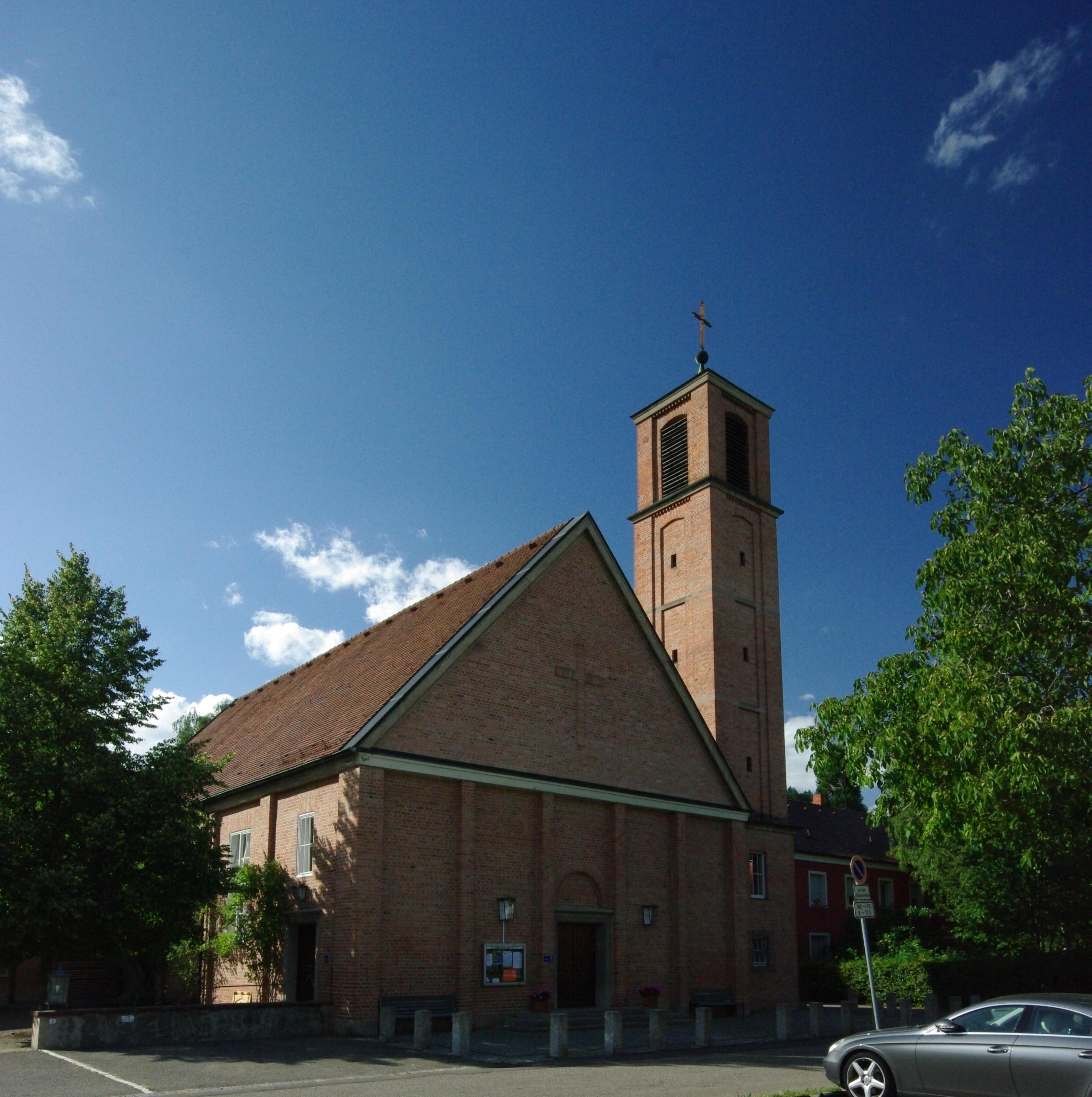 Evangelische kirche freiburg südwest