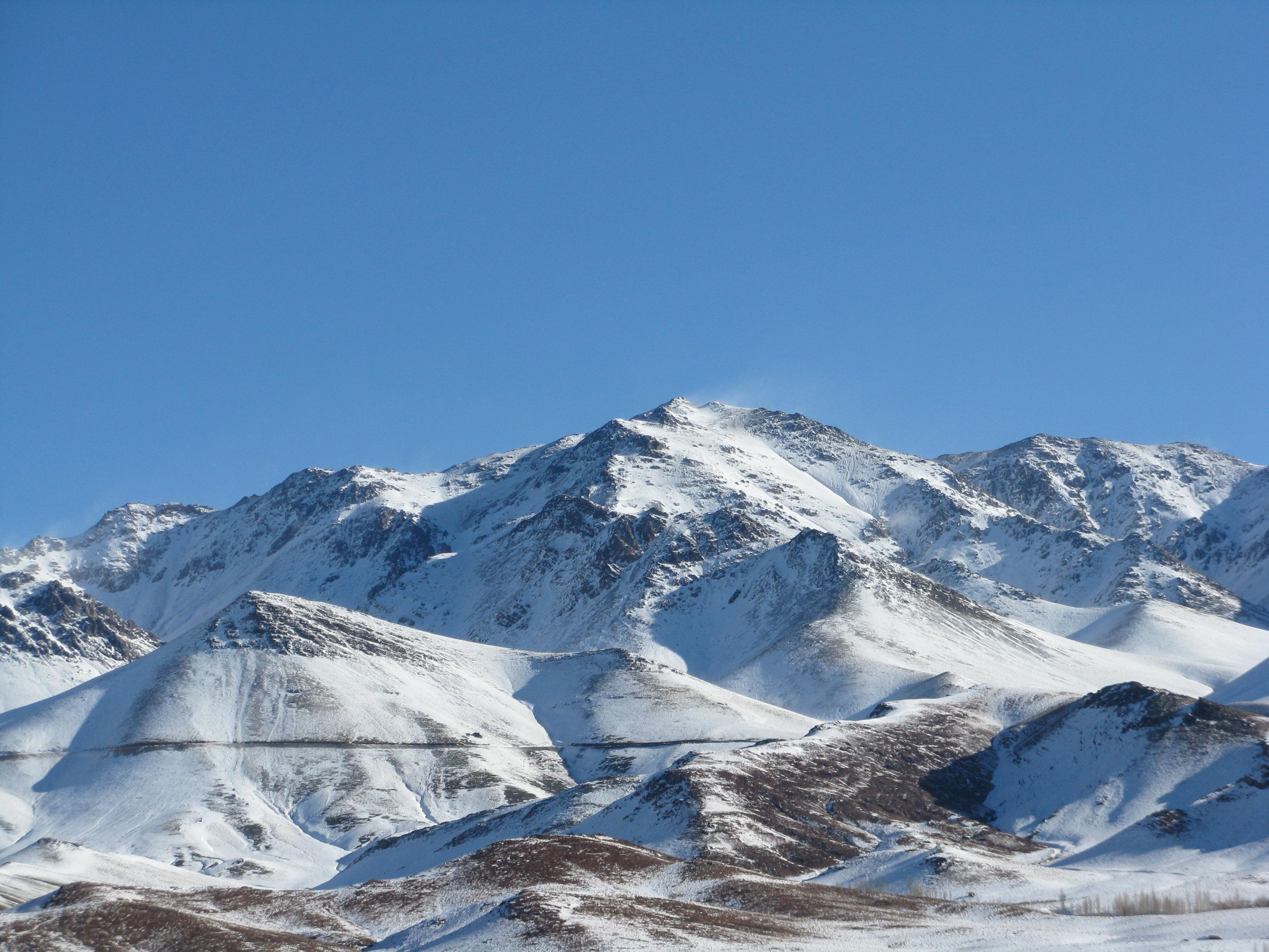 Mount Gargash - Wikipedia