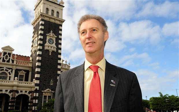 George Fergusson (diplomat) British diplomat (1955- )