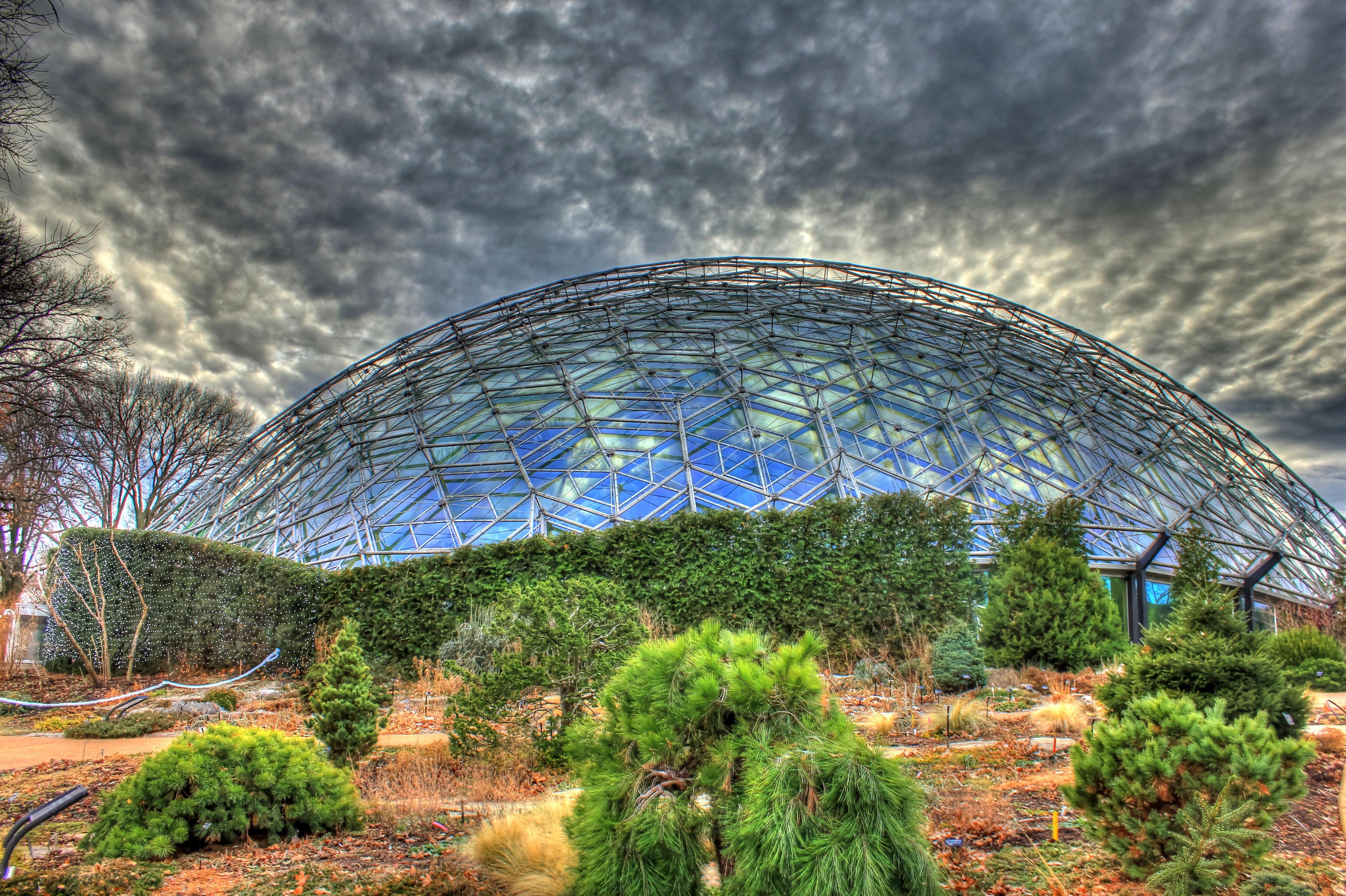 filegfp climatron at st louis botanical gardens - Botanical Garden St Louis
