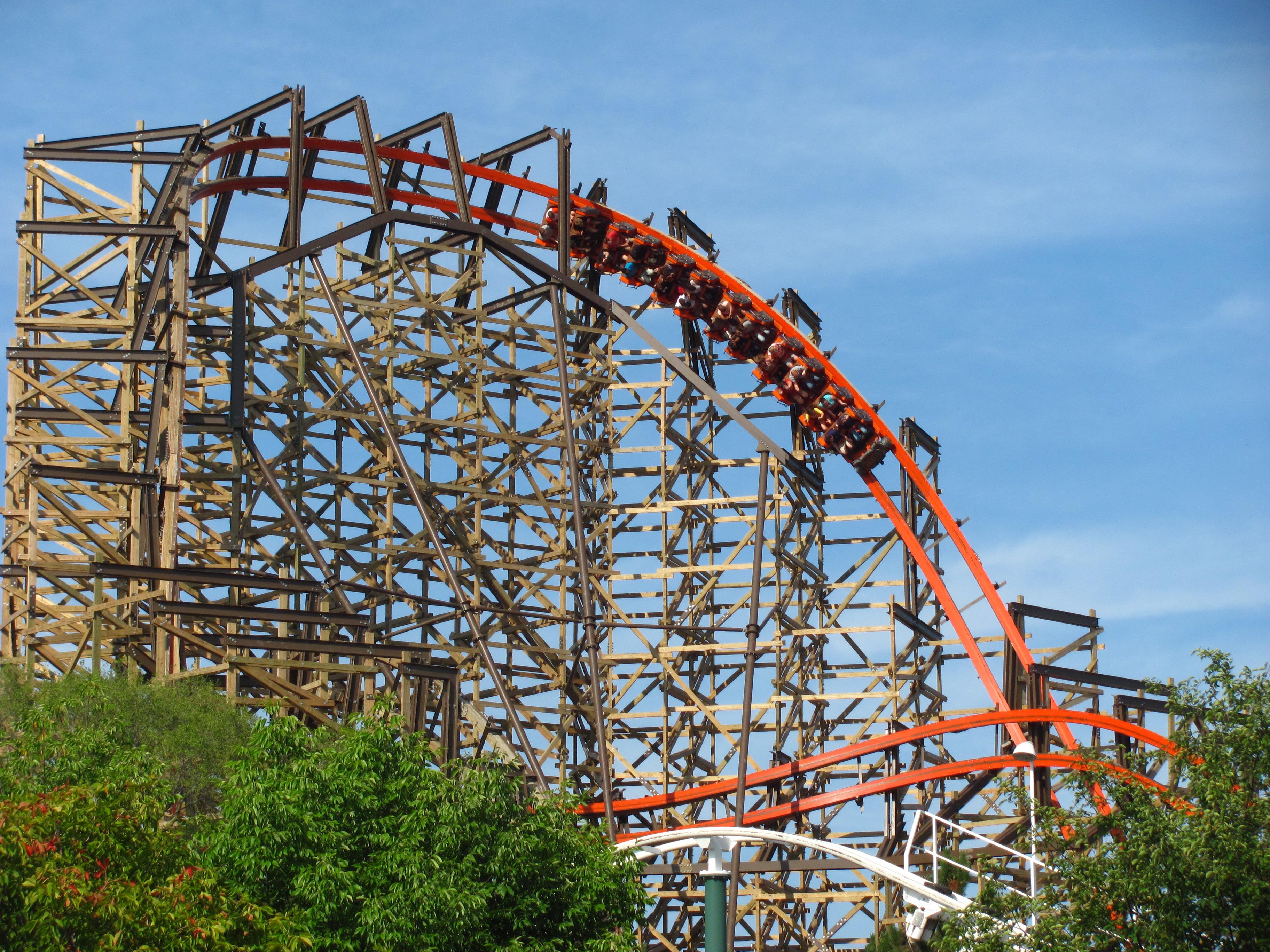 Goliath Six Flags Great America Wikiwand