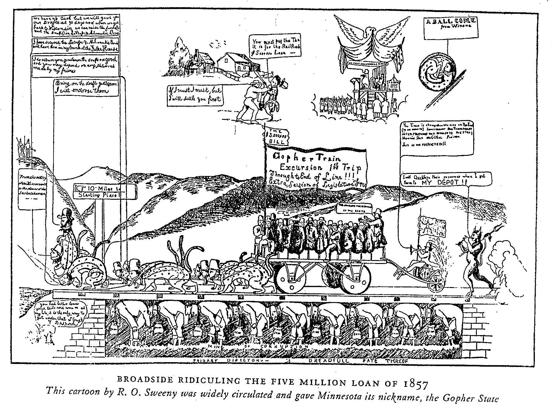 File:Gopher State Cartoon.jpg - Wikimedia Commons
