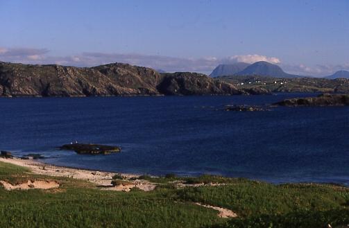 Scourie and Handa Island