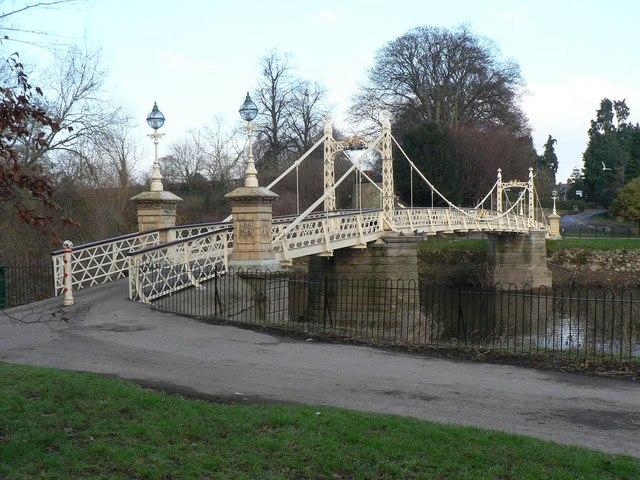 Hereford, Victoria Bridge - geograph.org.uk - 636825