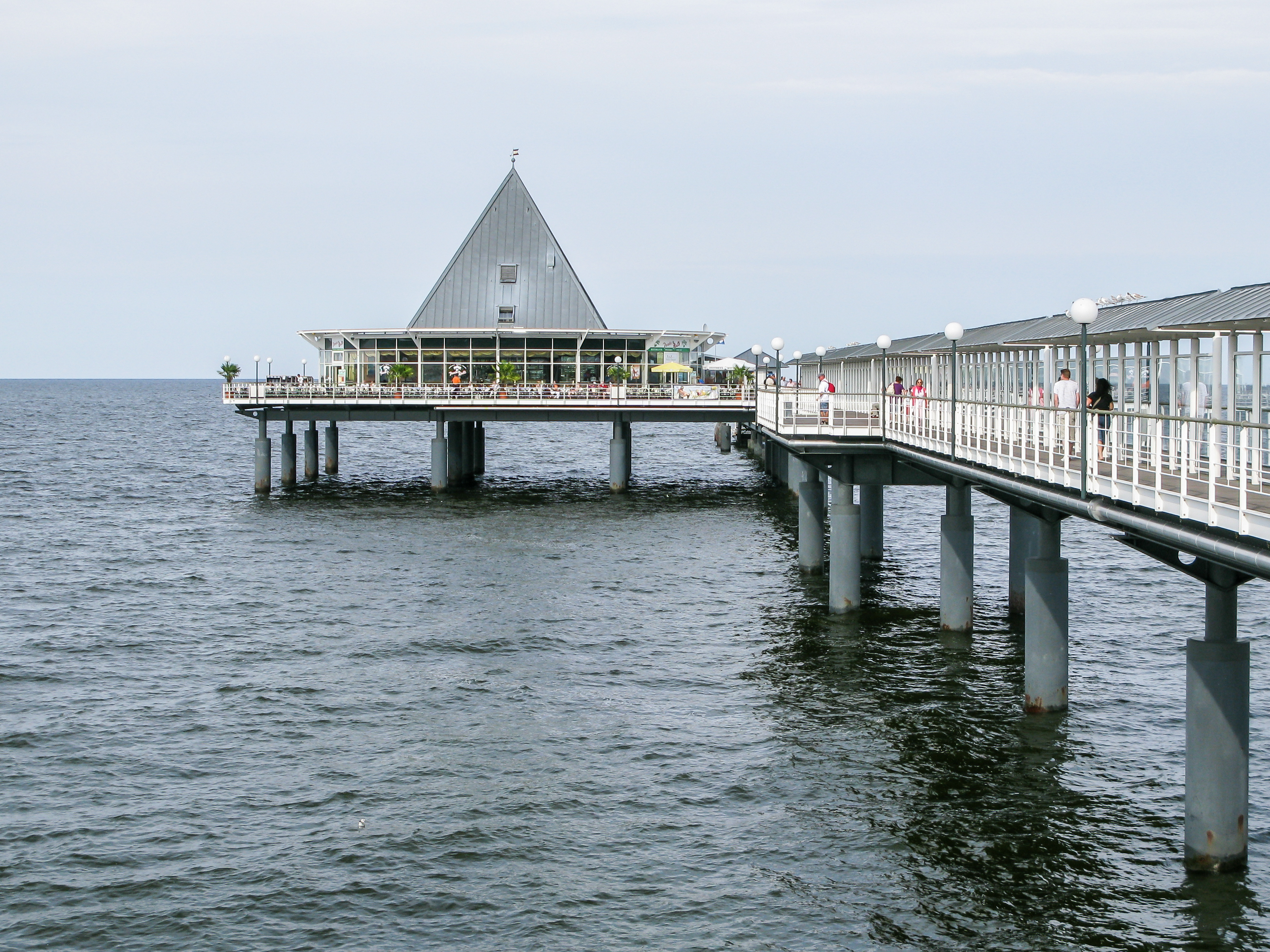 Heringsdorf Seebrücke