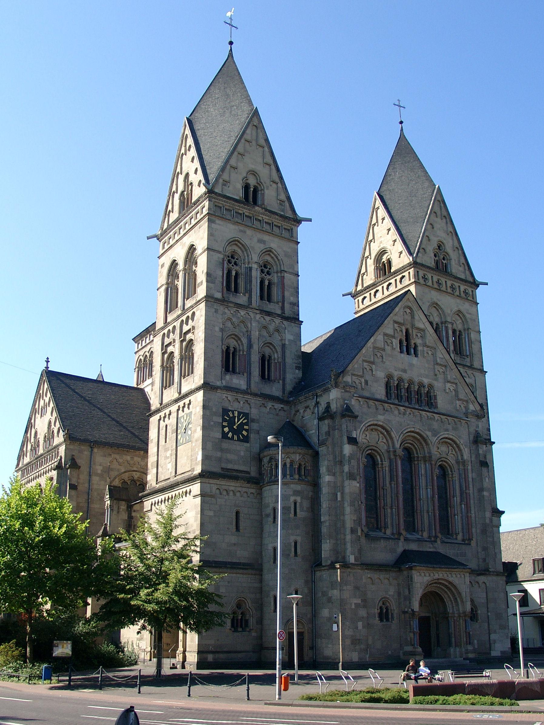 Datei:Herz-Jesu-Kirche Koblenz 2003.jpg - Wikipedia