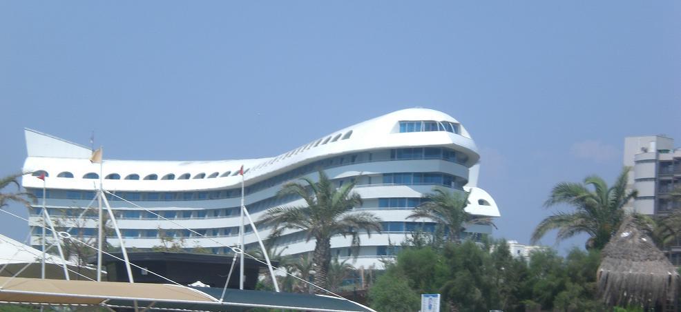 Hotel De Luxe Ebaouira