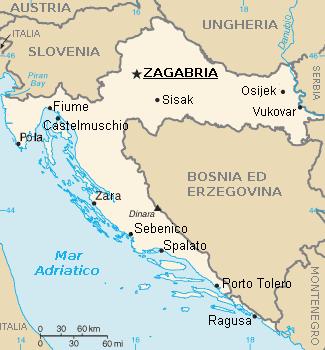Cartina Della Croazia E Slovenia.Confine Tra La Croazia E La Slovenia Wikipedia