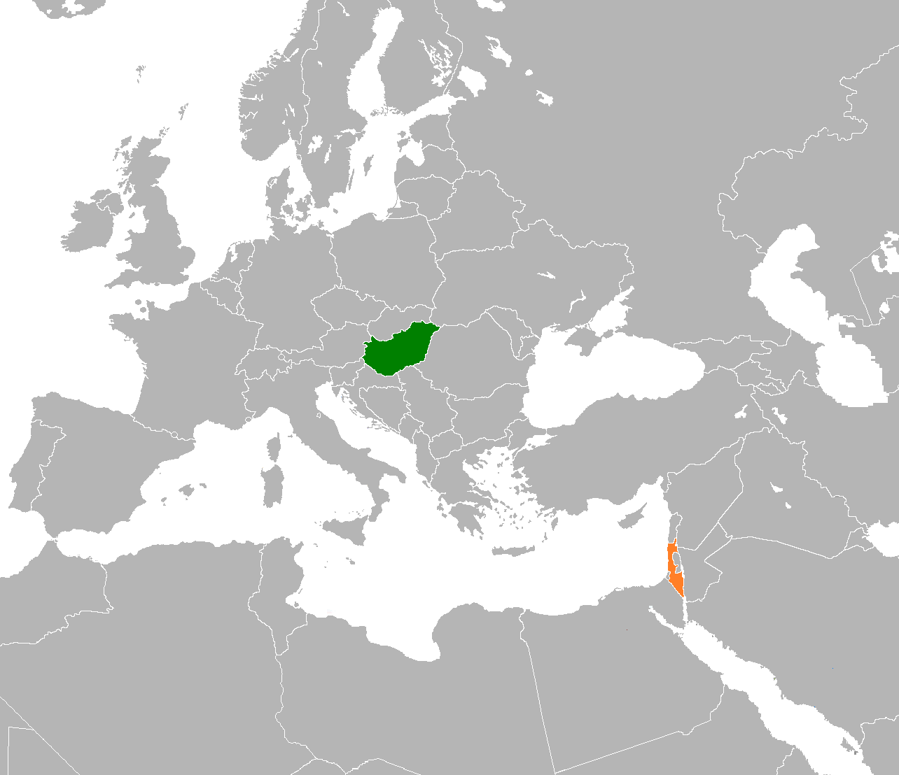 Filehungary israel locatorg wikimedia commons filehungary israel locatorg gumiabroncs Choice Image