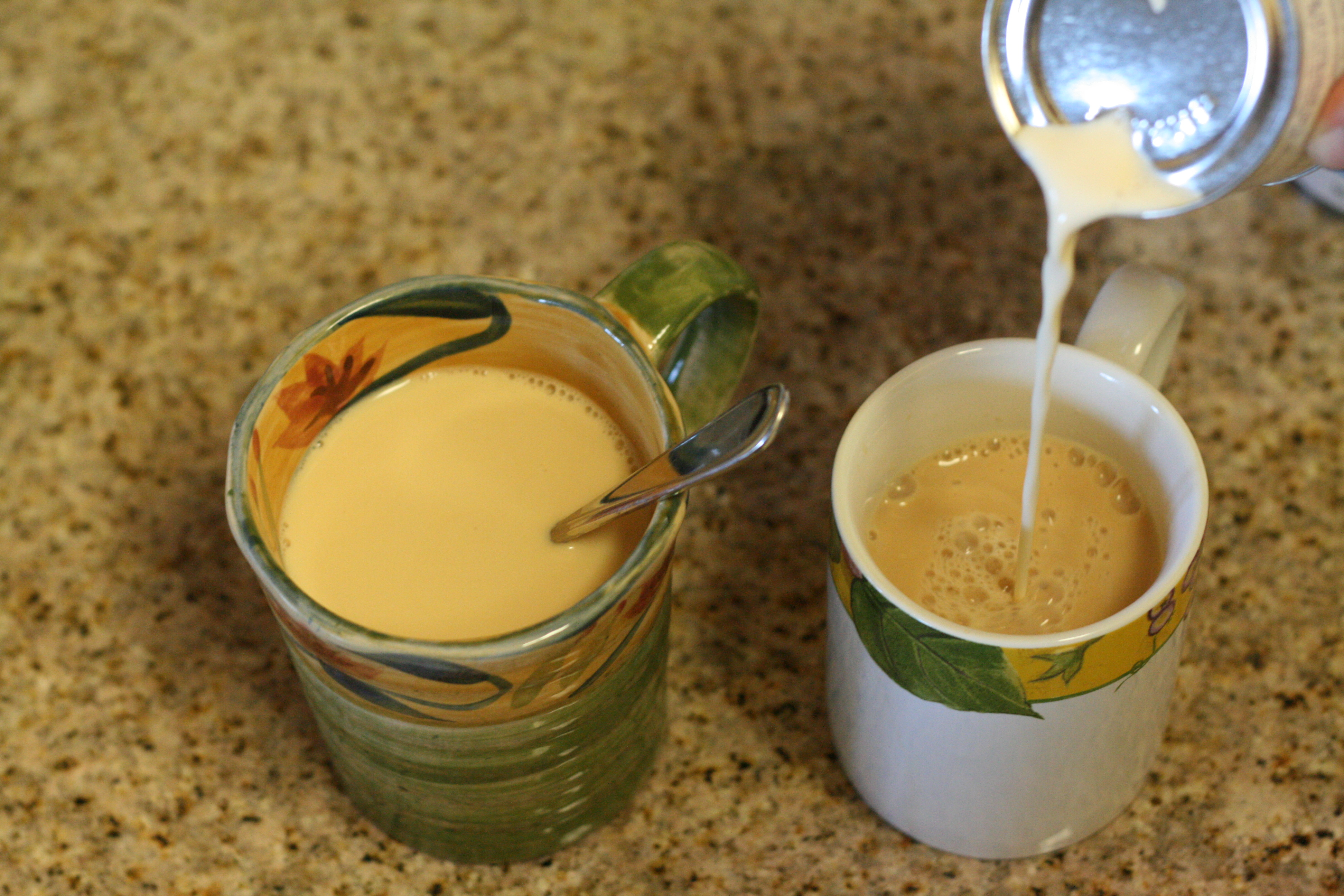 Butter And Milk Vs Oil And Watezr In Cake Mix