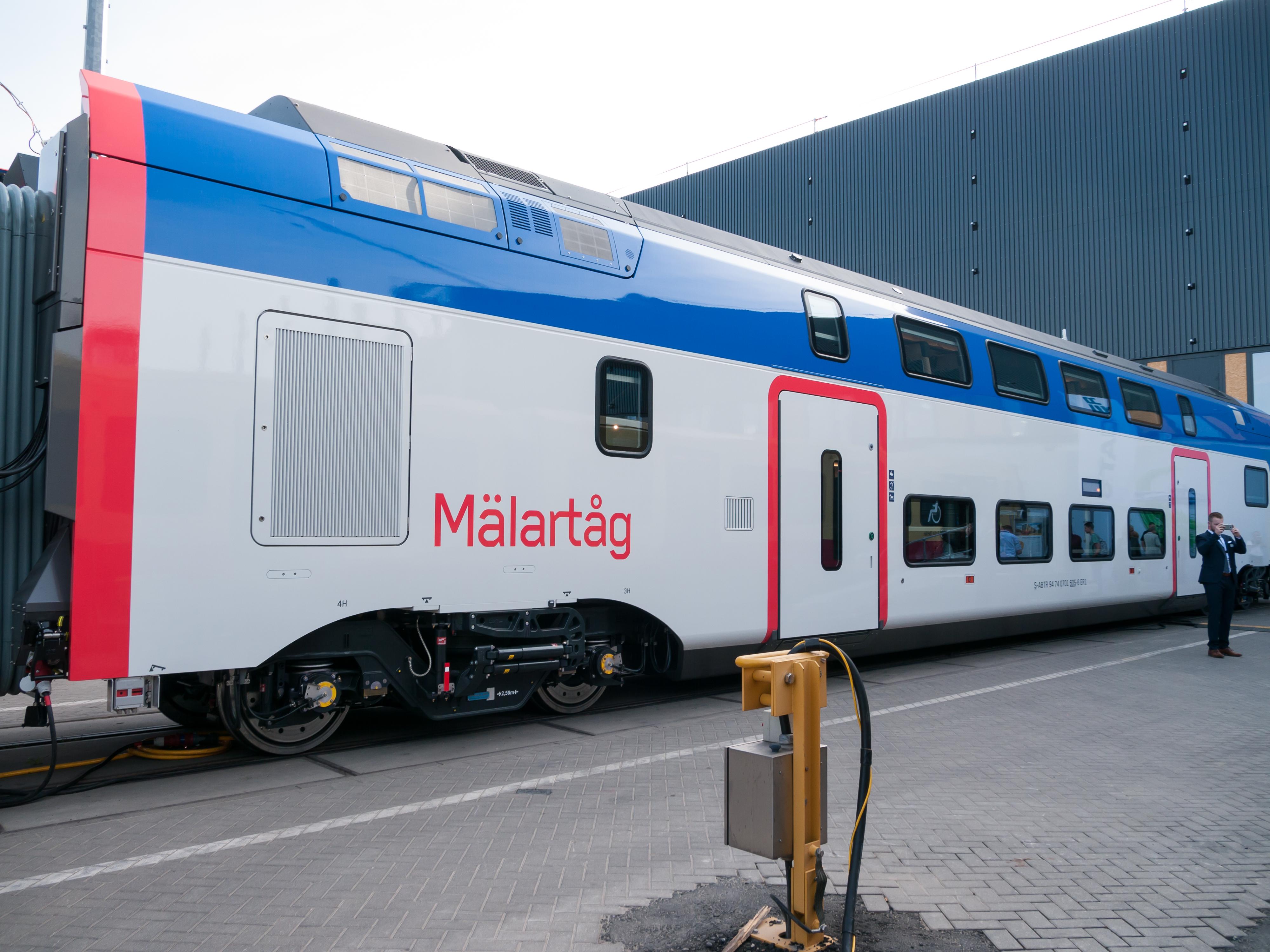 tåg hallsberg stockholm