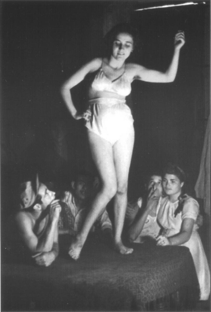 nude wild italian girls