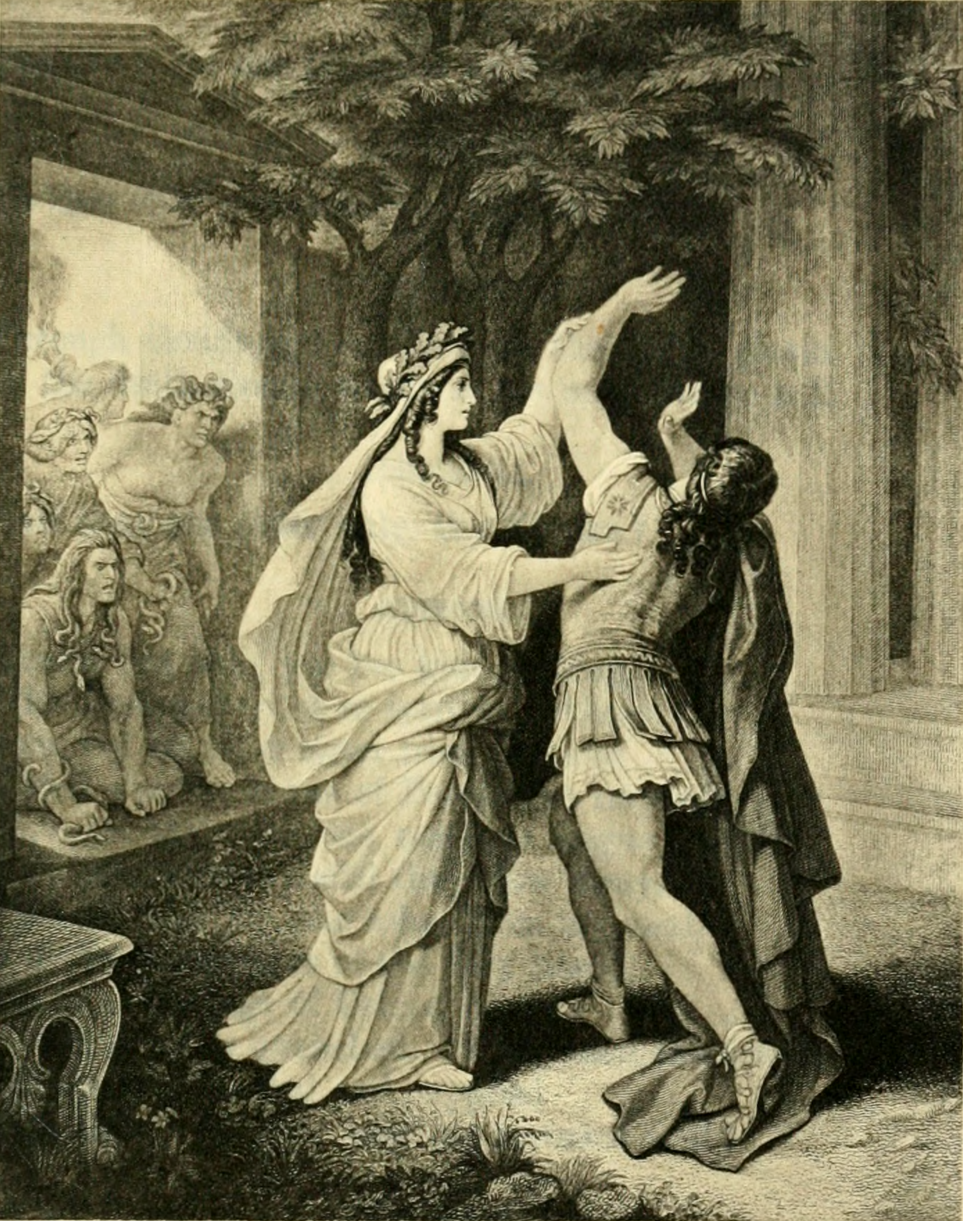 File iphigenia and her brother orestes the works of j w von goethe
