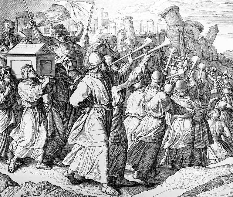 Bataille De Jéricho Wikipédia