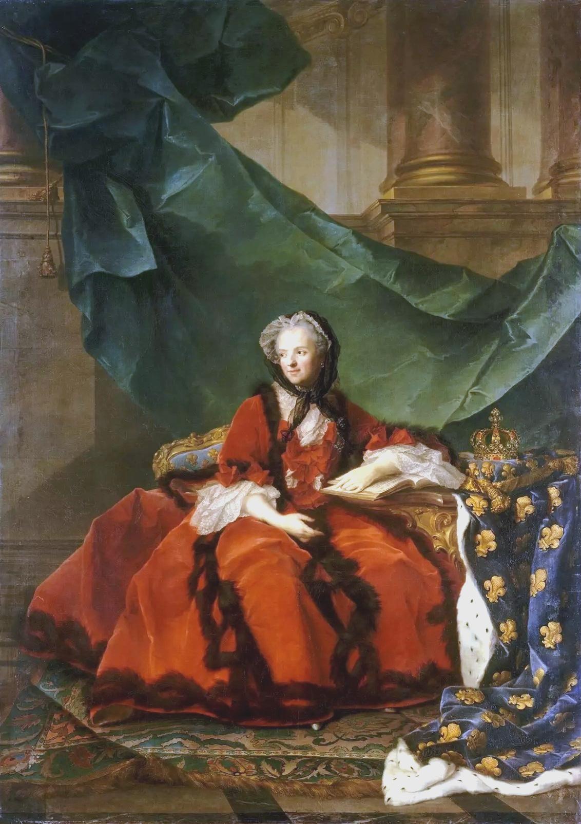 Fichier:Jean-marc-nattier-portrait-of-maria-leszczynska-148451.jpg ...