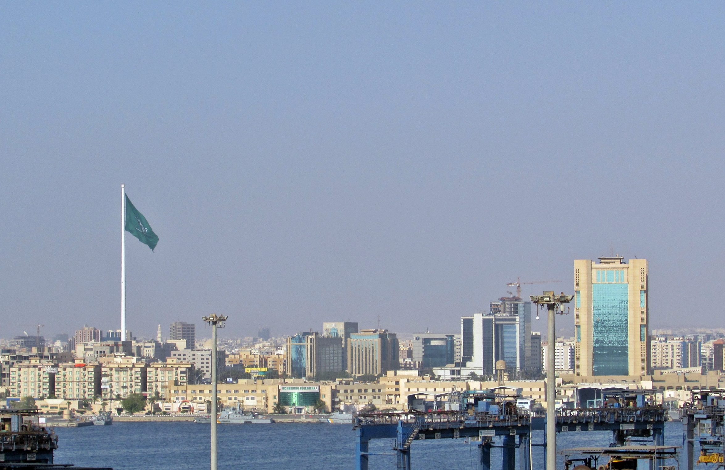Jeddah Flagpole - Things To Do In Jeddah