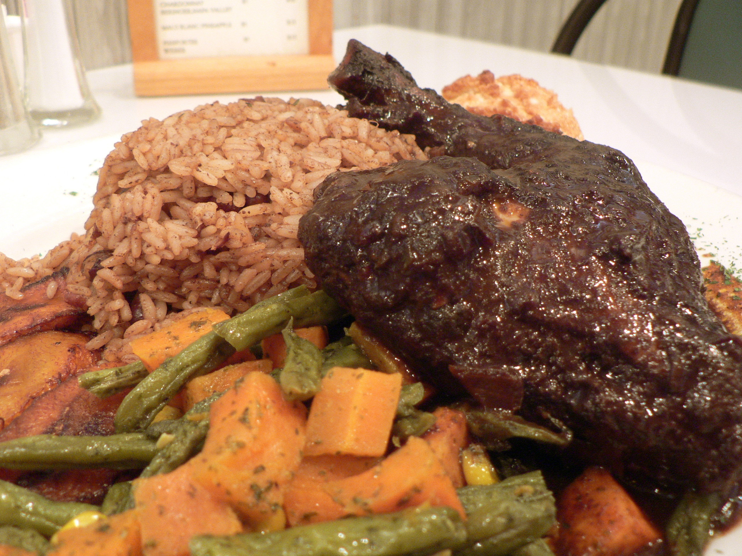 File jerk chicken wikimedia commons for American cuisine dishes