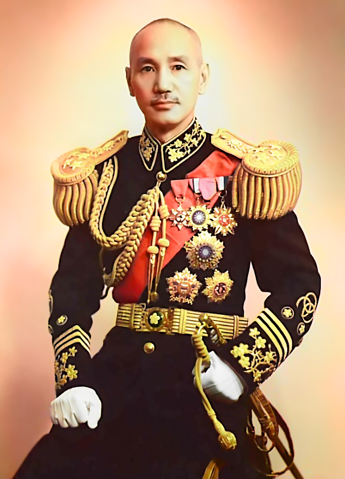 Image result for photo of chiang kai-shek