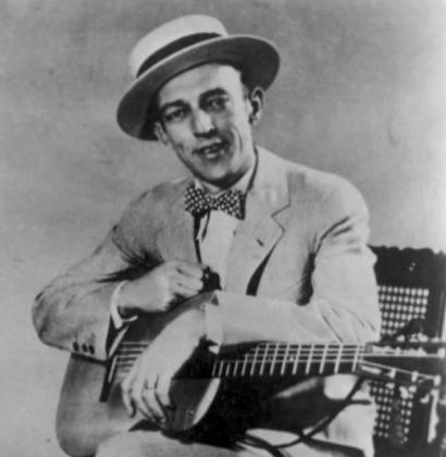 Jimmie Rodgers di Victor Records / Pubblico Dominio