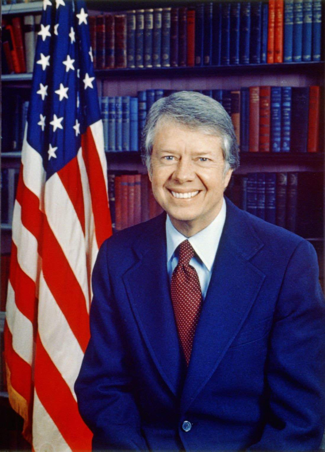 a biography of jimmy carter 39th president of the united states of america James earl jimmy carter, jr (born october 1, 1924) was the 39th president of the united stateshe served from 1977 to 1981 he is a member of the democratic party .