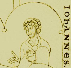 Irish theologian