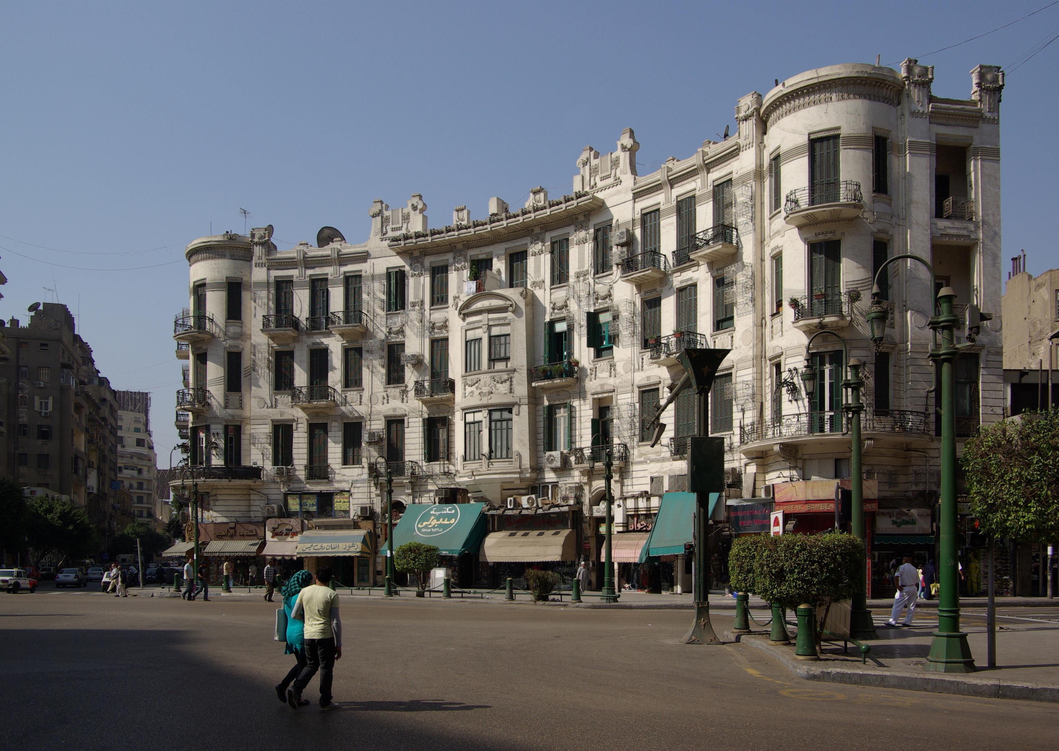 Cairo Garden City Restaurants